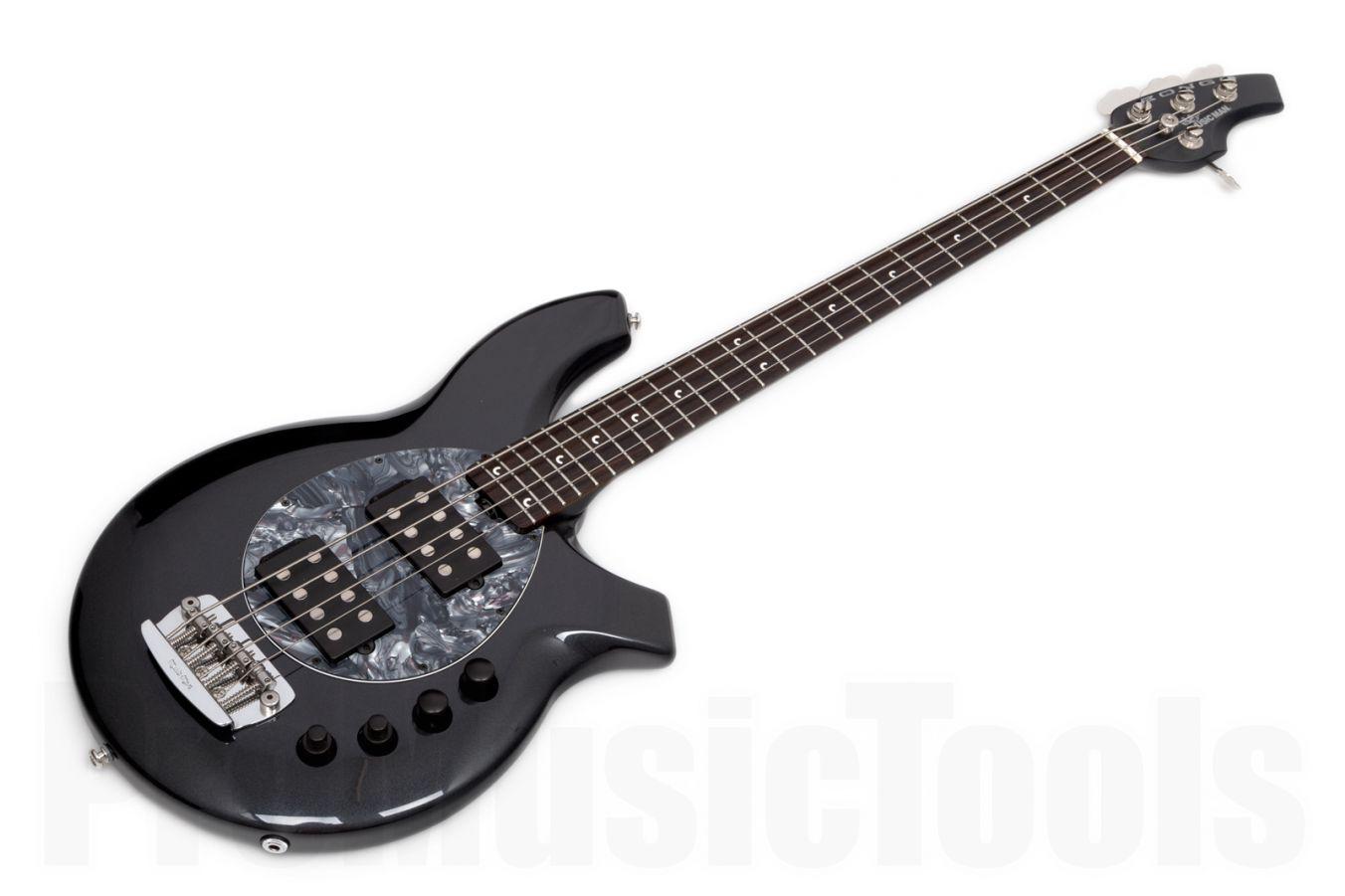 Music Man USA Bongo 4 HH SB - Sapphire Black