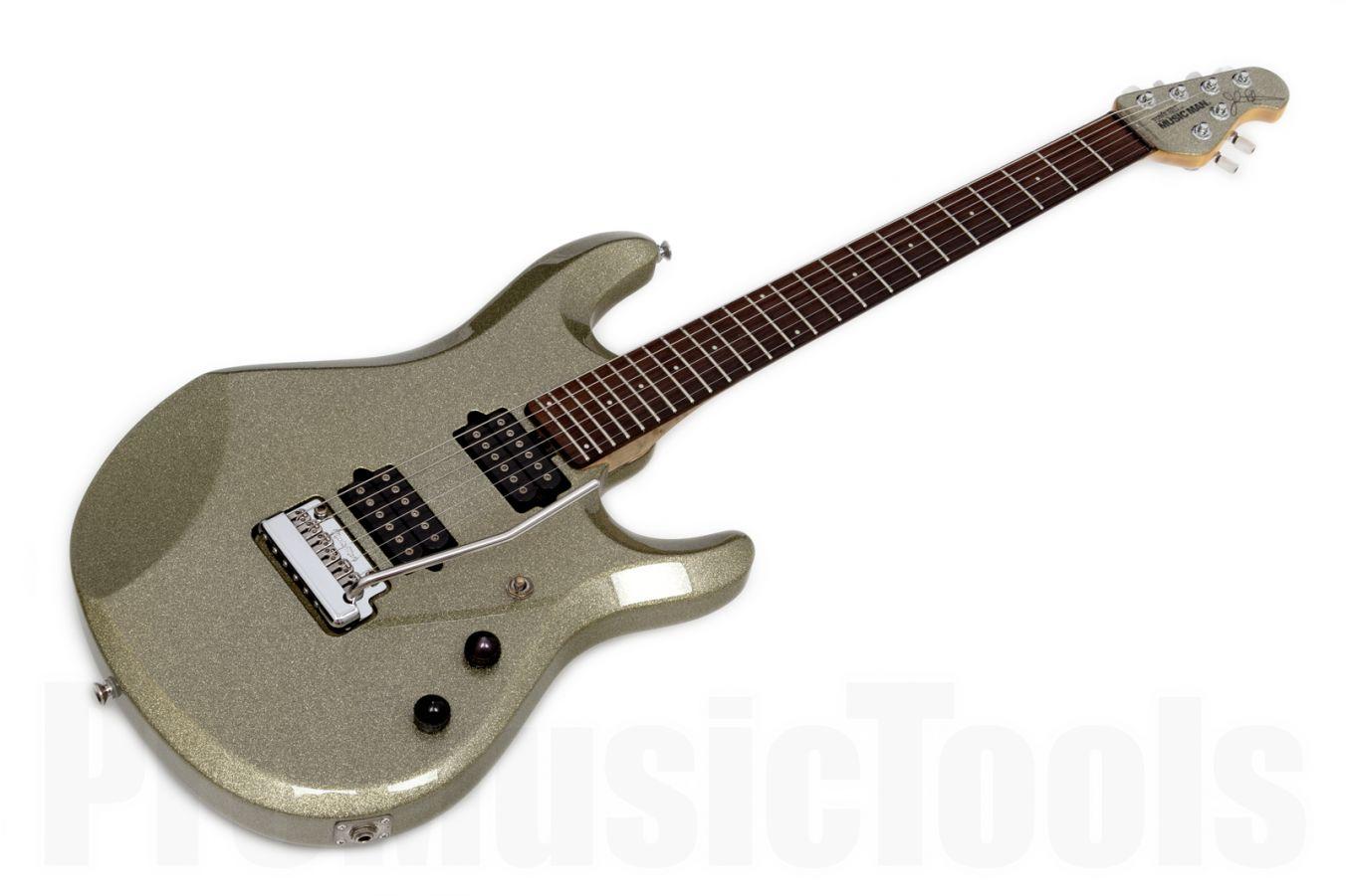 Music Man USA John Petrucci JP6 GGS - Gremlin Green Sparkle MH