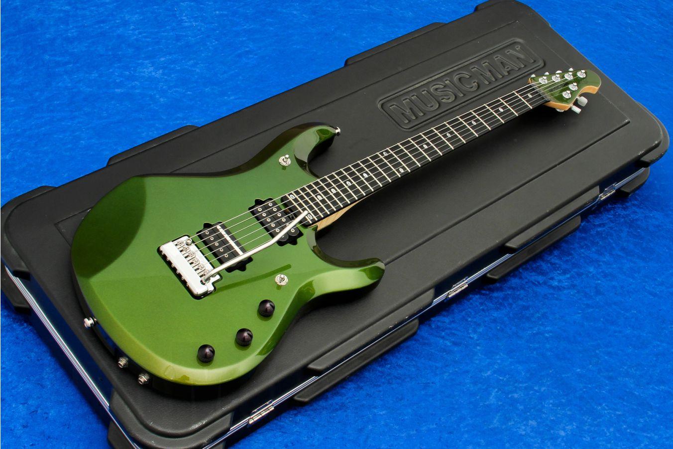 Music Man USA John Petrucci JP6 Piezo DD - Dargie Delight II MH