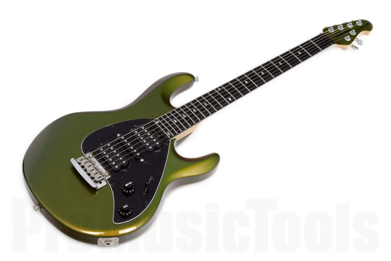 Music Man USA Silhouette HSH Trem DD - Dargie Delight II Limited Edition MH