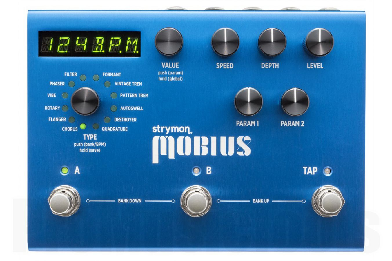 Strymon Mobius & MultiSwitch Bundle Set
