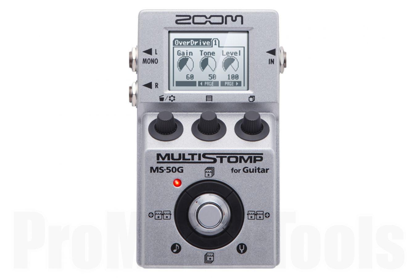 Zoom MS-50G - b-stock (1x opened box)
