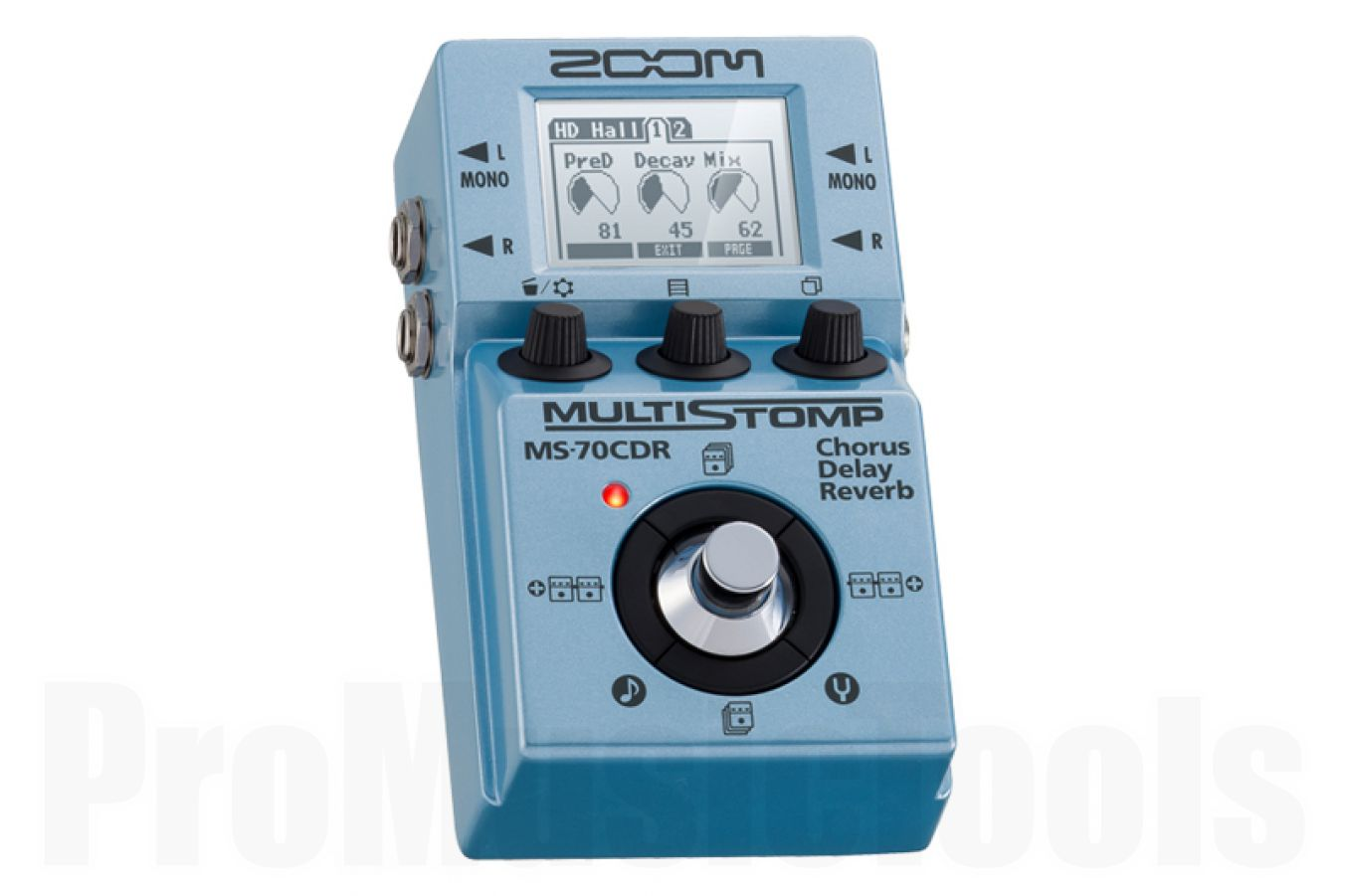 Zoom MS-70CDR - b-stock (1x opened box)