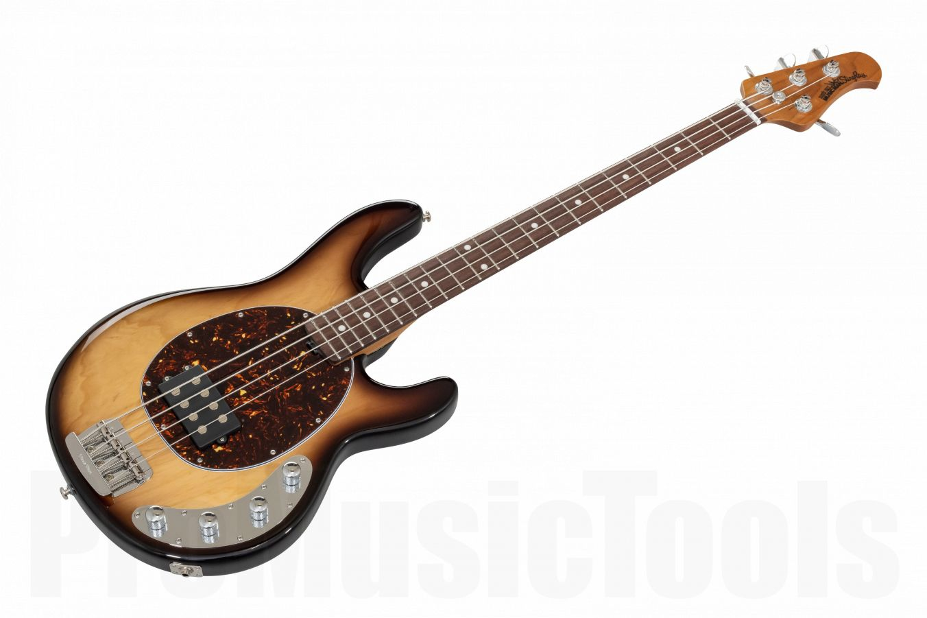 Music Man USA Stingray 4 Special WT - Burnt Ends