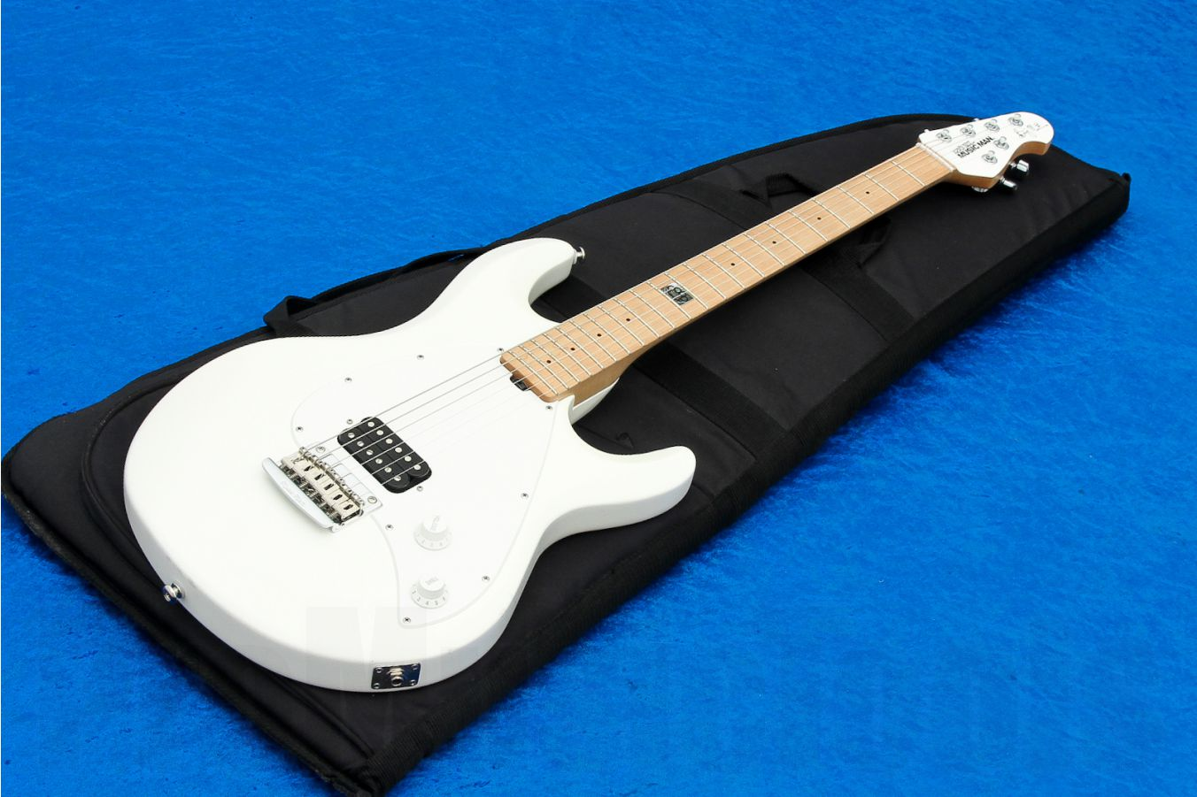 Music Man USA Silhouette Special Benji Madden T2 - Textured White