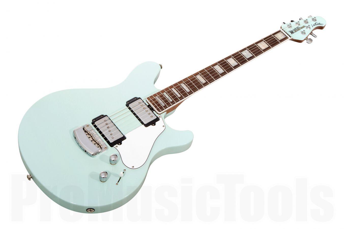 Music Man USA James Valentine BFR Baby Blue - Limited Edition