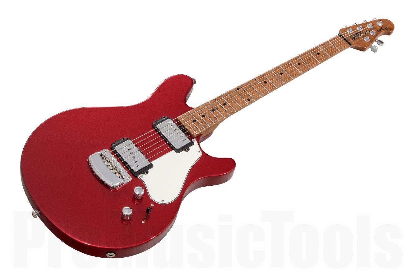 Music Man USA James Valentine STD MR - Husker Red