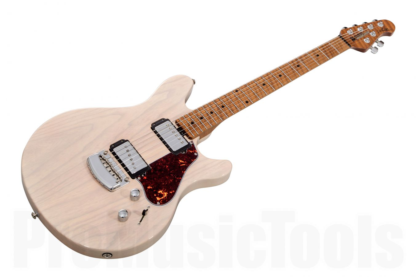 Music Man USA James Valentine Trem TU - Trans Buttermilk