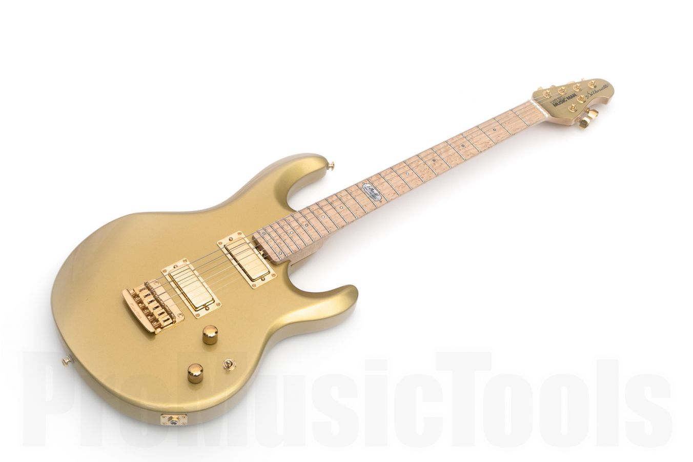 Music Man USA Silhouette BFR GR - Gold Roller