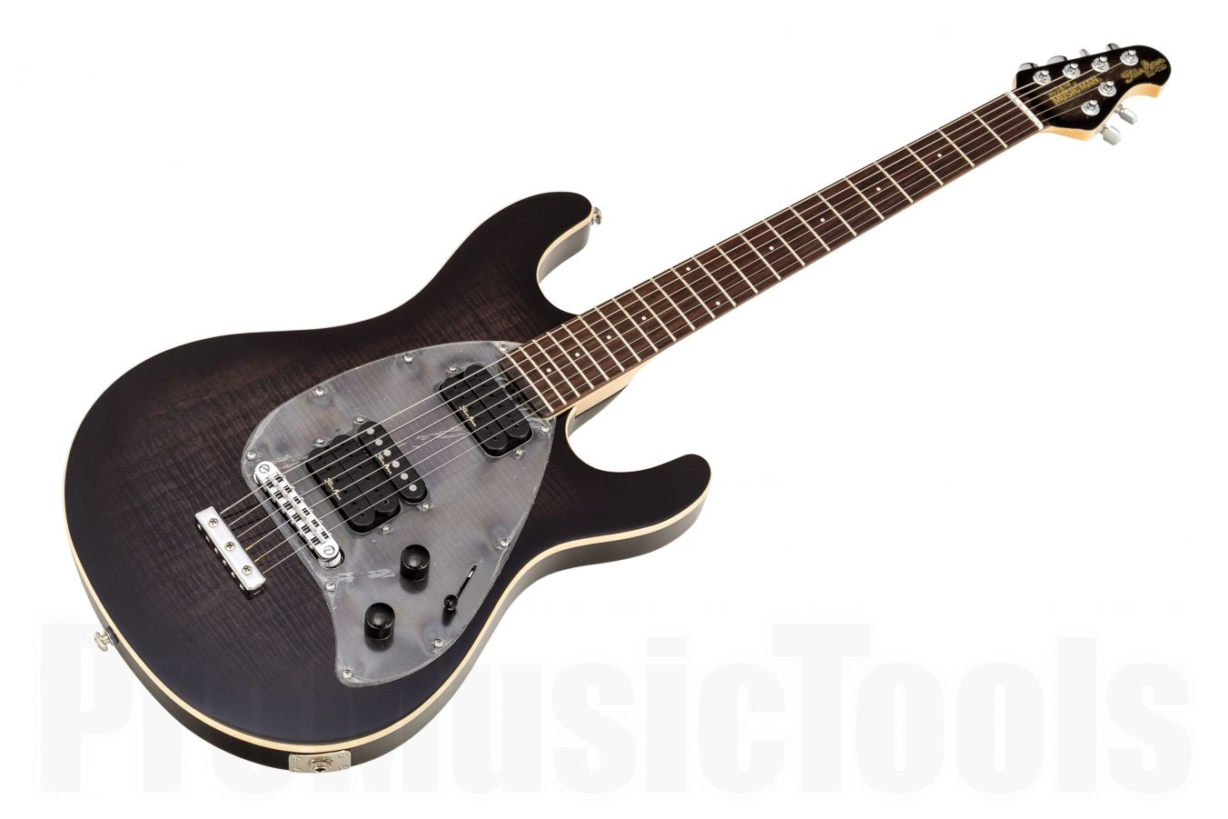Music Man USA Steve Morse Y2D STD BKB - Black Burst MH