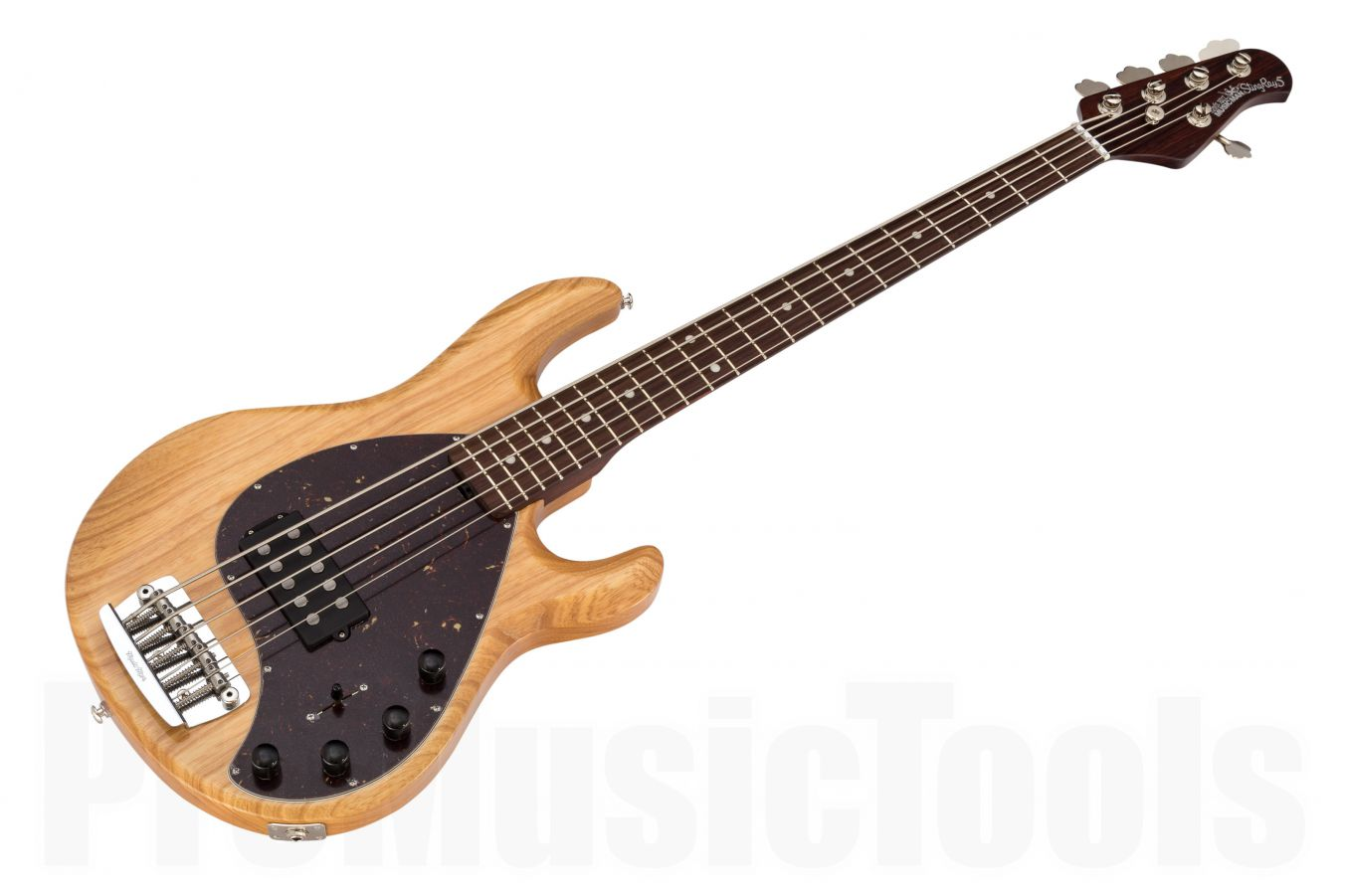Music Man USA Stingray 5 NT - Natural - Rosewood Neck Limited Edition