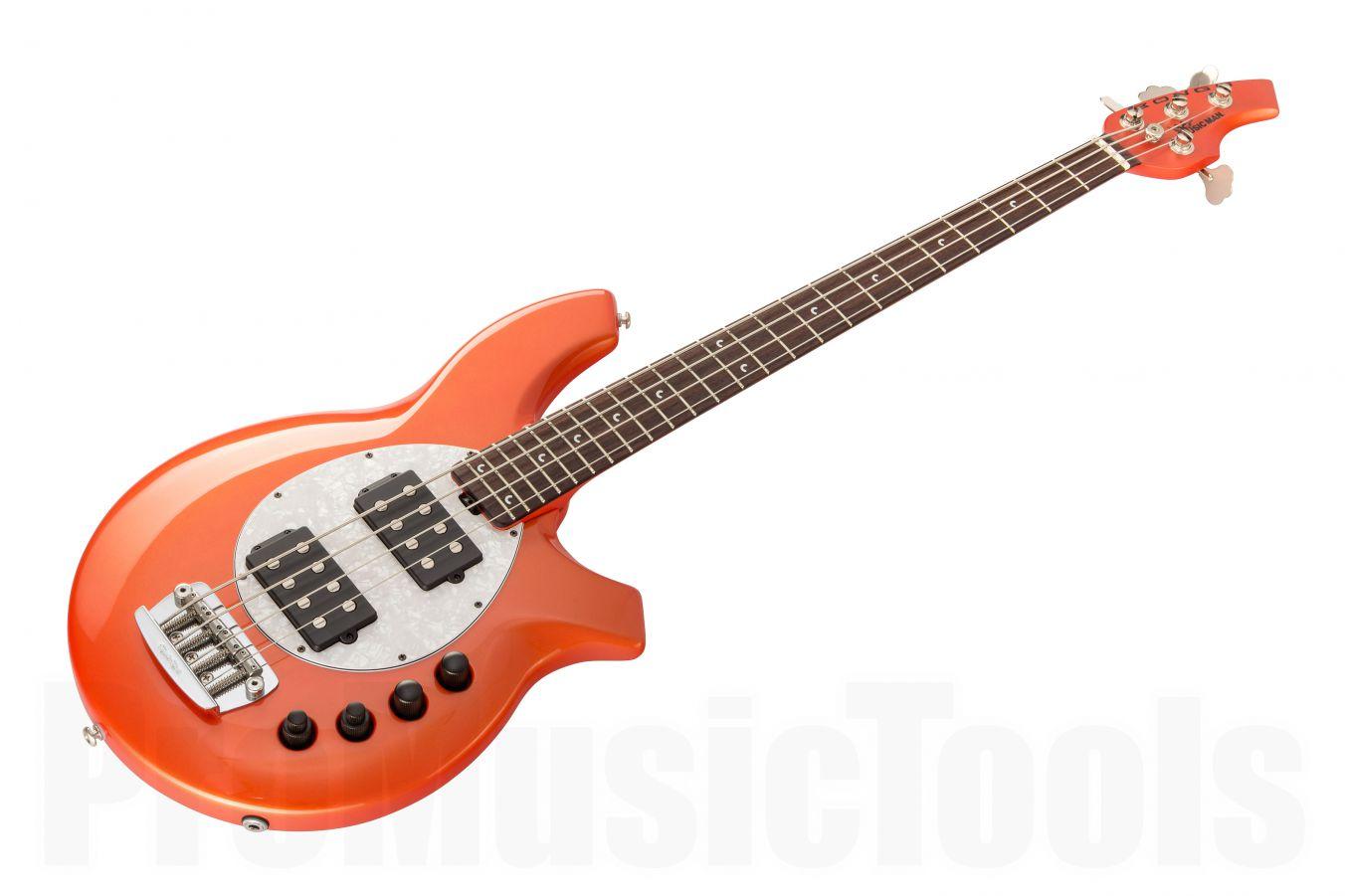 Music Man USA Bongo 4 HH TG - Tangerine Pearl