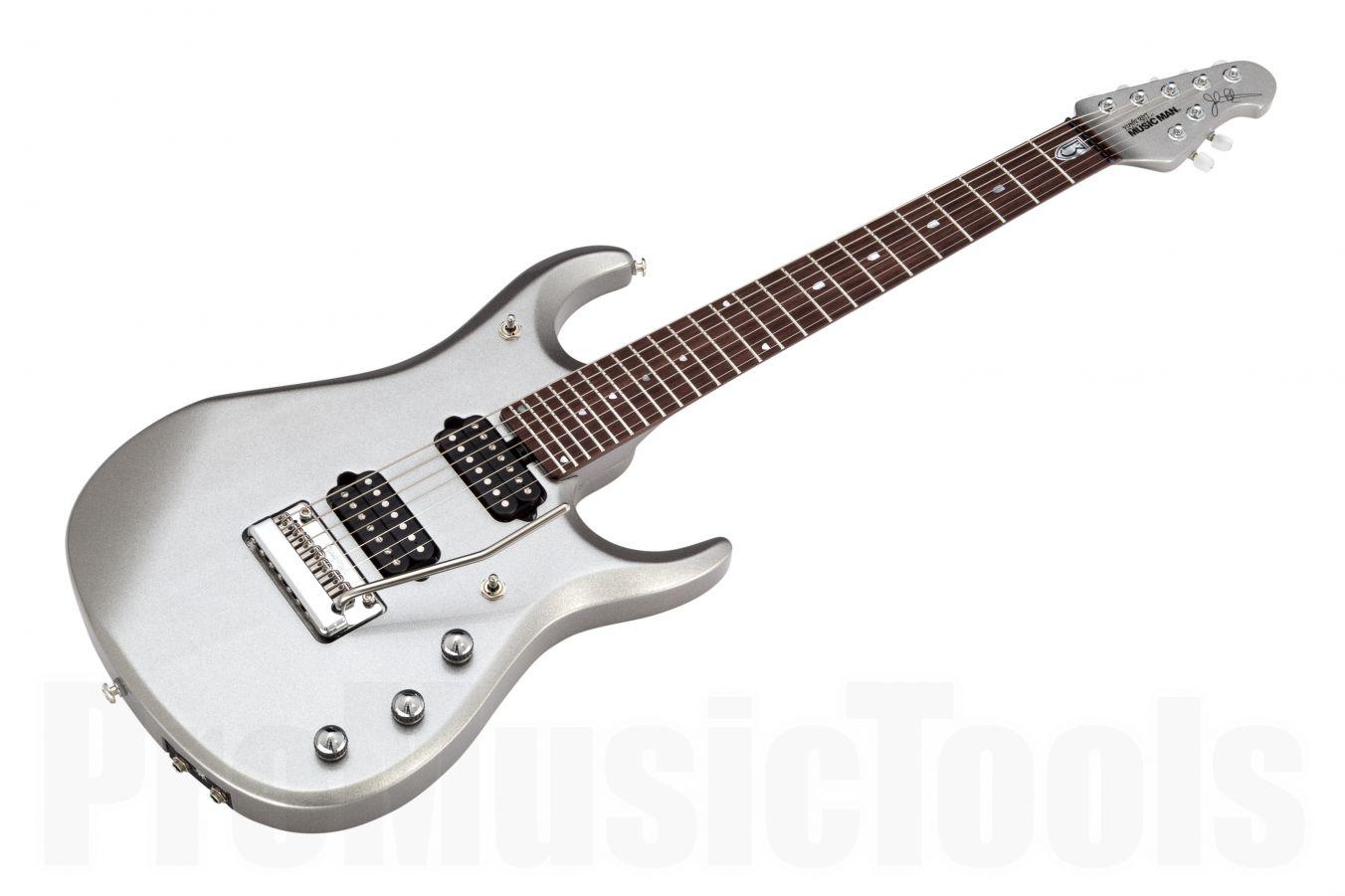 Music Man USA John Petrucci JP13-7 PS - Platinum Silver