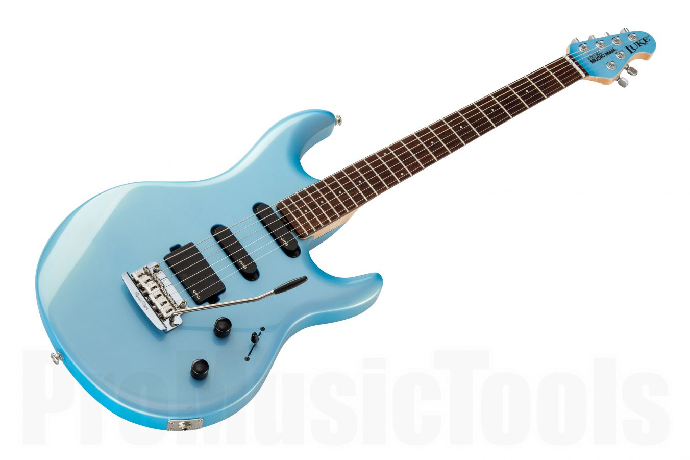 Music Man USA Luke SKB - Sky Blue MH