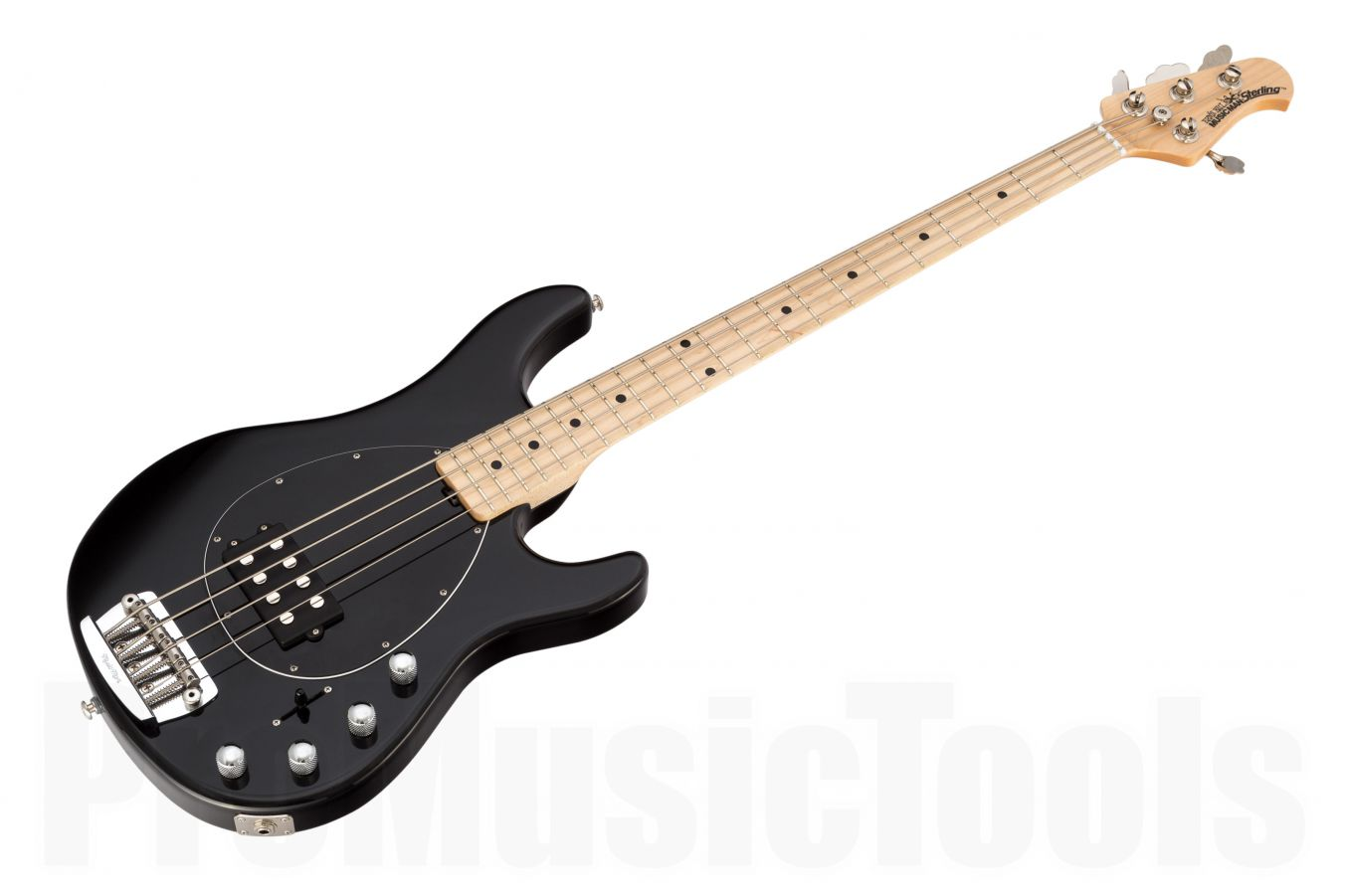 Music Man USA Sterling 4 BK - Black MN