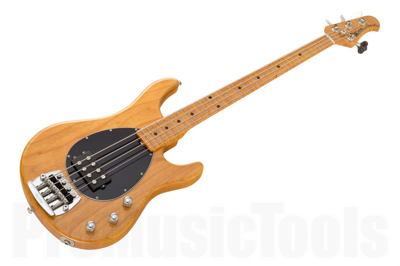 Music Man USA Classic Sterling 4 CN - Classic Natural MN Flame