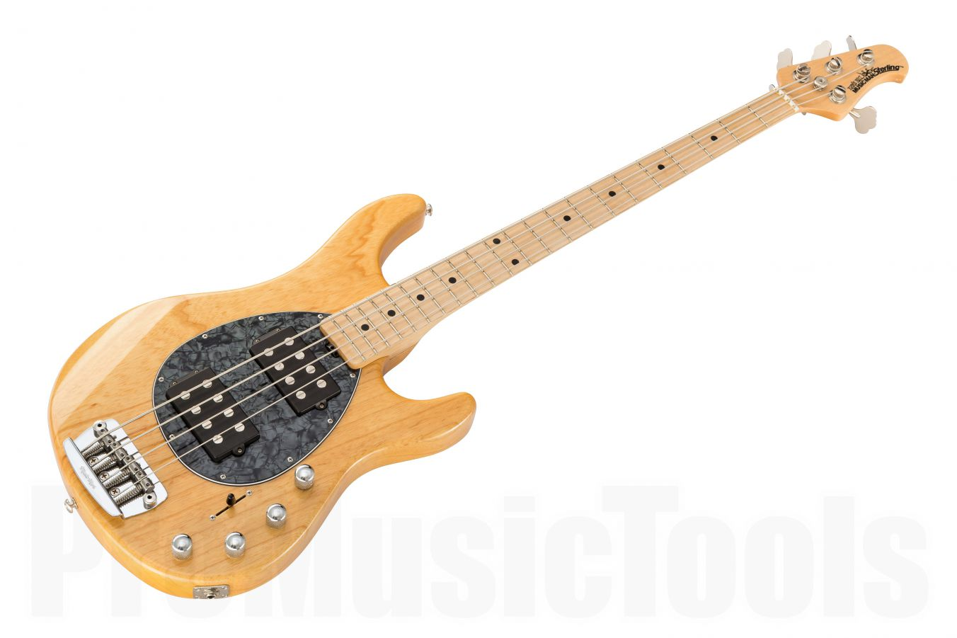 Music Man USA Sterling 4 HH NT - Natural MN - D-Tuner
