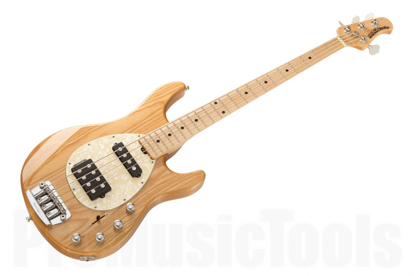 Music Man USA Sterling 4 HS NT - Natural MN VWPG