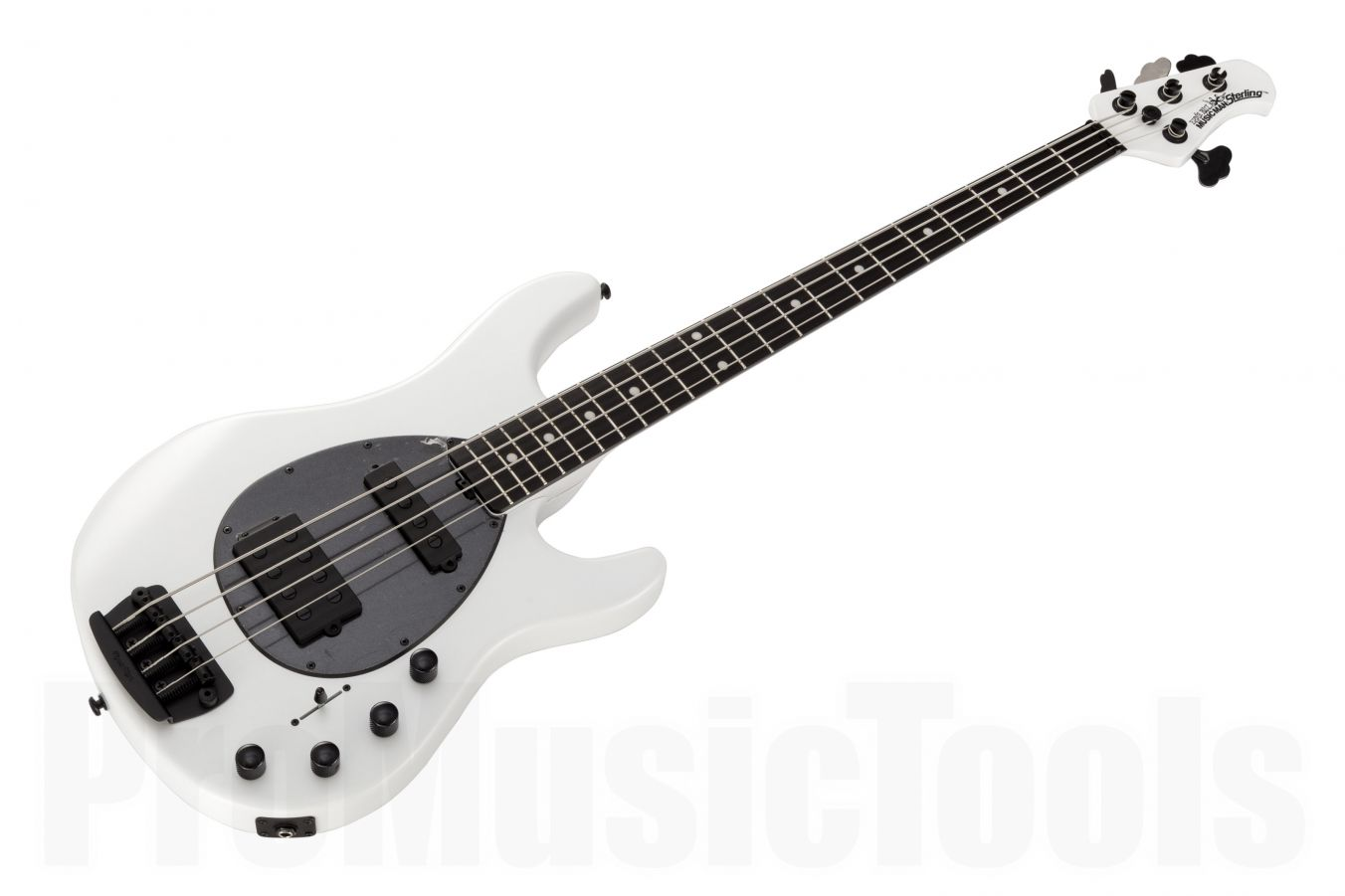 Music Man USA Sterling 4 HS SPL - Stealth Pearl