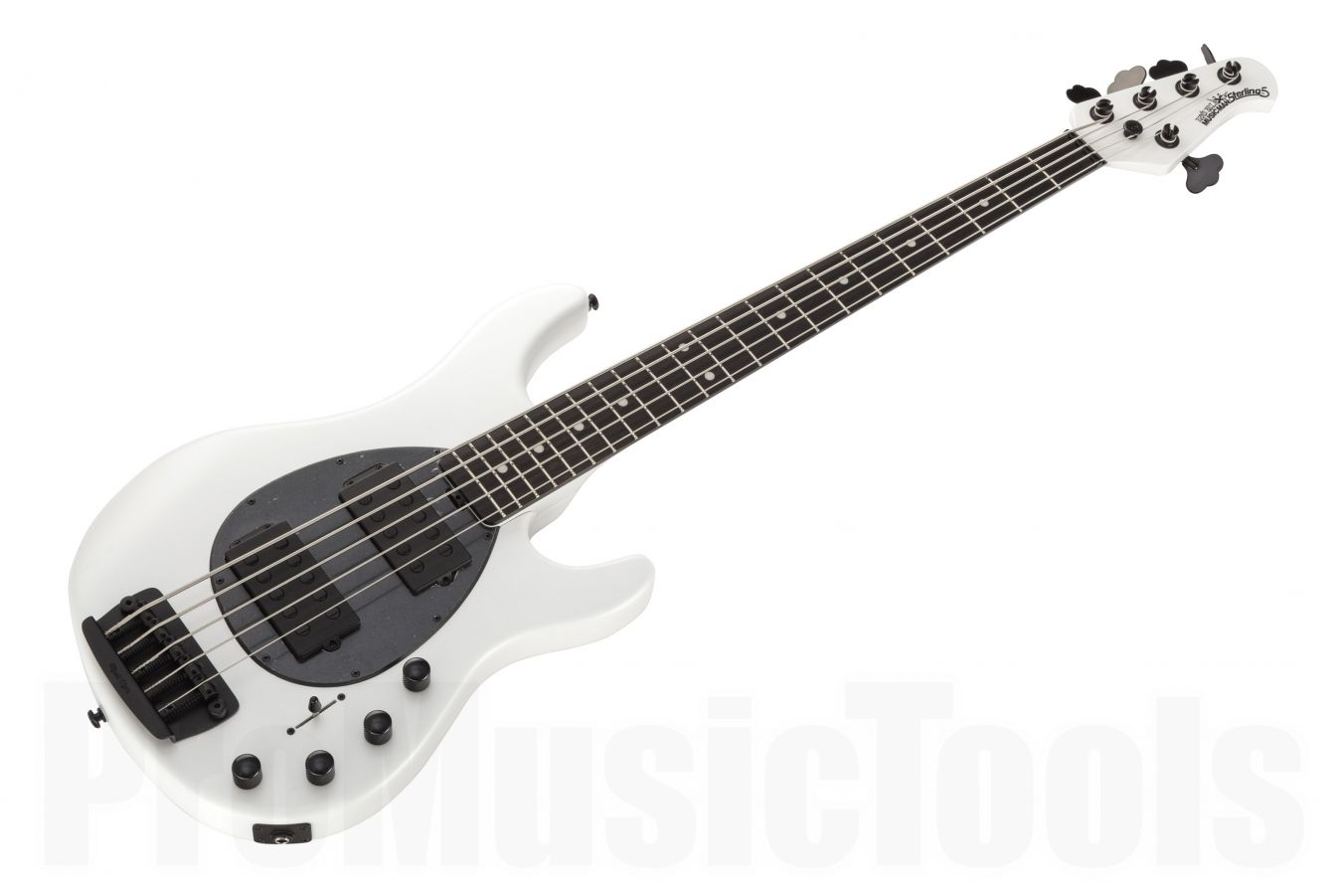 Music Man USA Sterling 5 HH SPL - Stealth Pearl