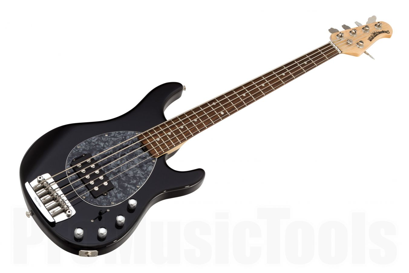 Music Man USA Sterling 5 BK - Black RW
