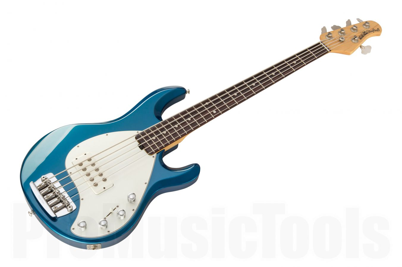 Music Man USA Stingray 5 BP - Blue Pearl RW