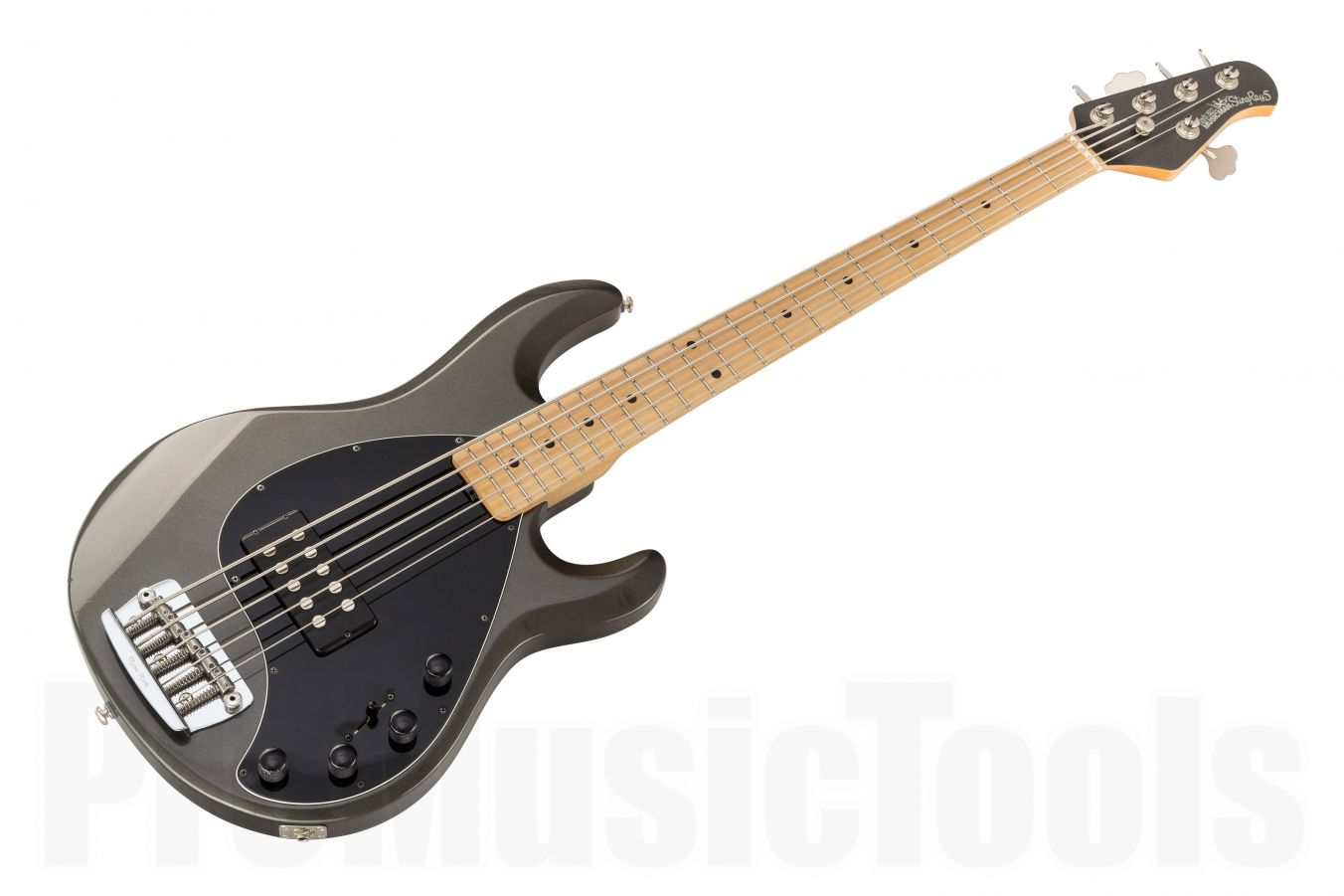 Music Man USA Stingray 5 GP - Graphite Pearl MN MH