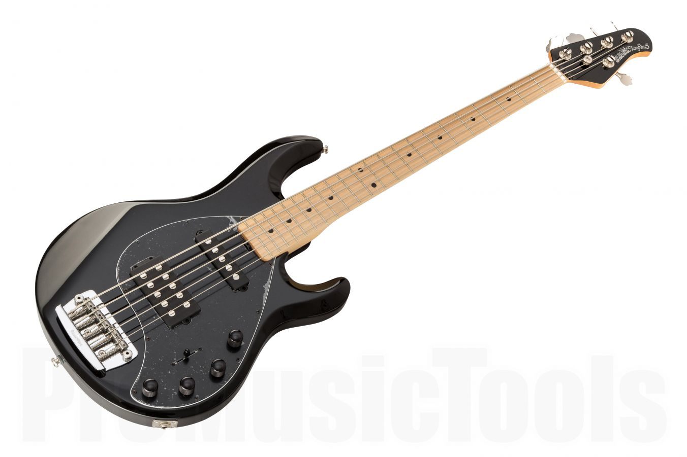 Music Man USA Stingray 5 HS BK - Black MN MH