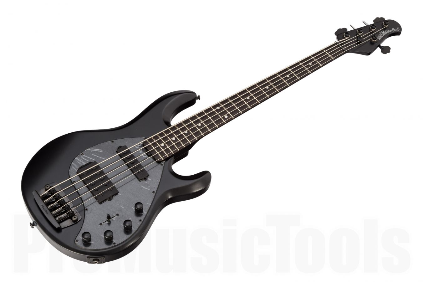 Music Man USA Stingray 5 HS SBK - Stealth Black