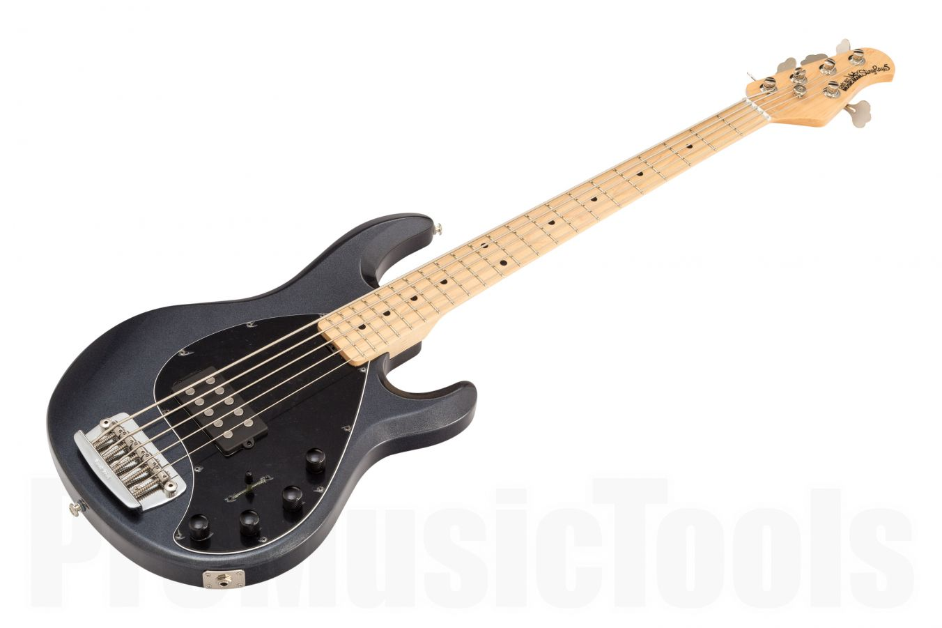 Music Man USA Stingray 5 SB - Sapphire Black MN