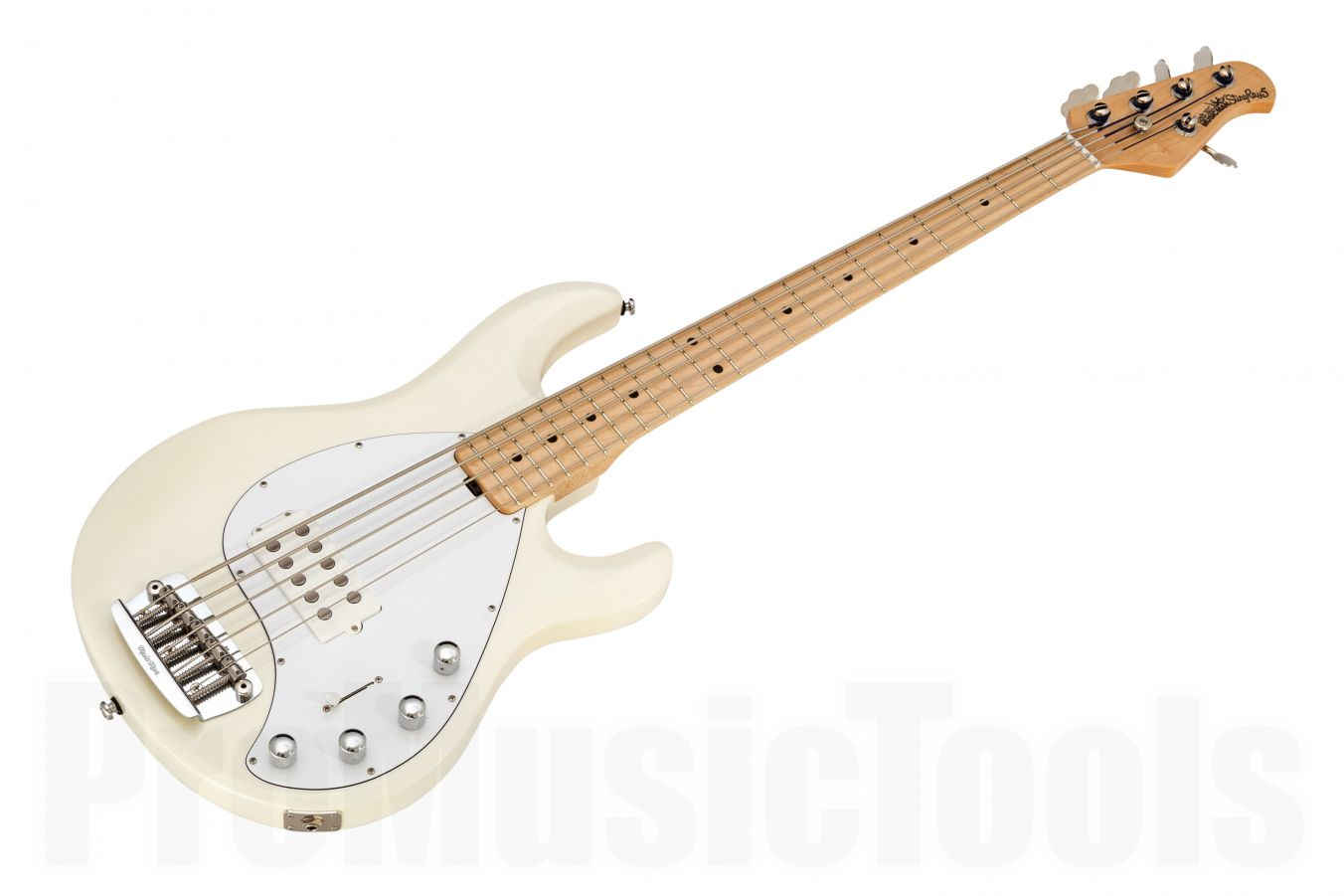 Music Man USA Stingray 5 WH - White MN