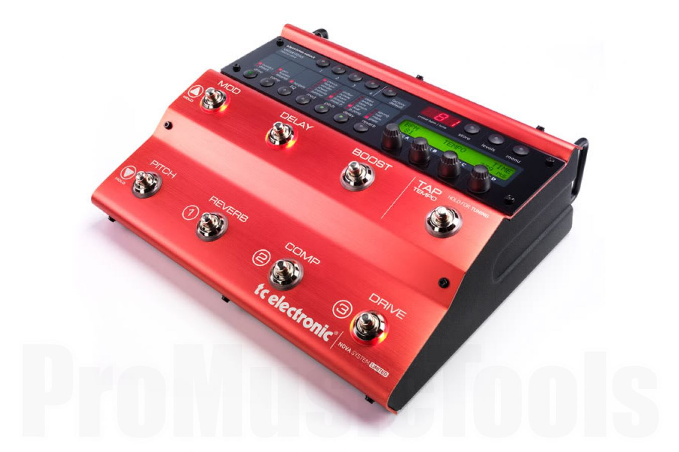 TC Electronic Nova System - RED Limited Edition
