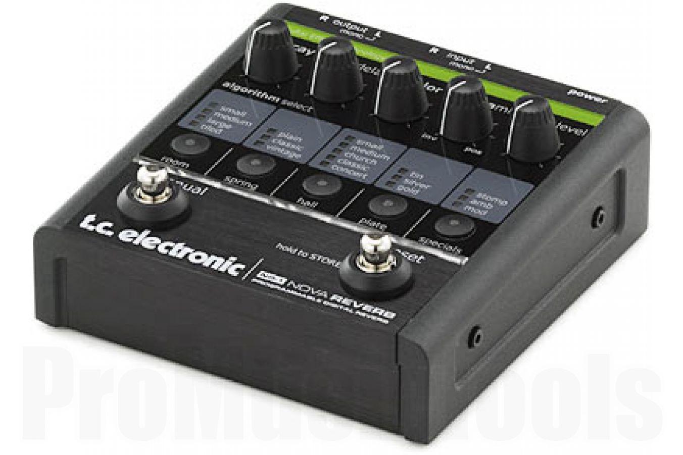 TC Electronic NR-1 Nova Reverb - demo