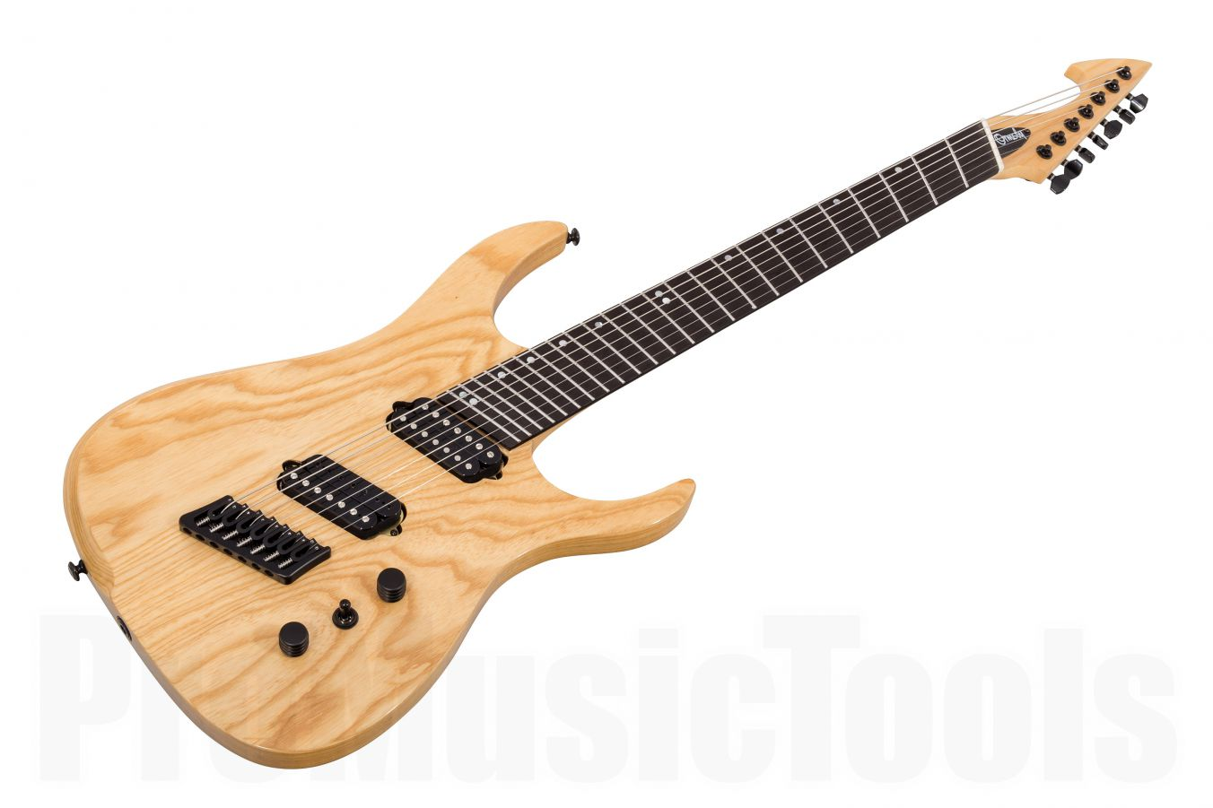 Ormsby Hype GTR 7 Multiscale - Natural Swamp Ash