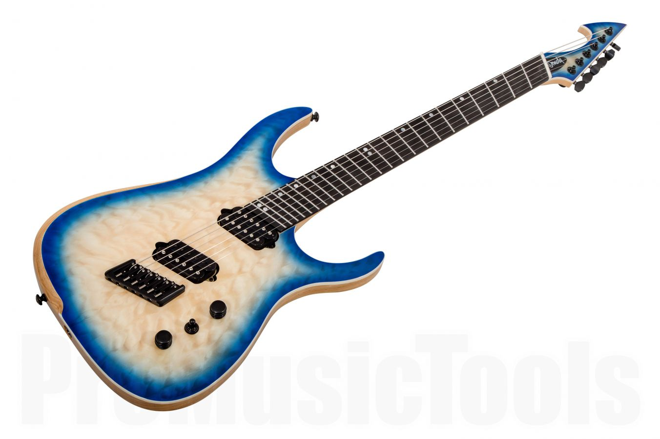 Ormsby Hype GTR6 (Run 5B) Multiscale QBB - Quilted Blueburst