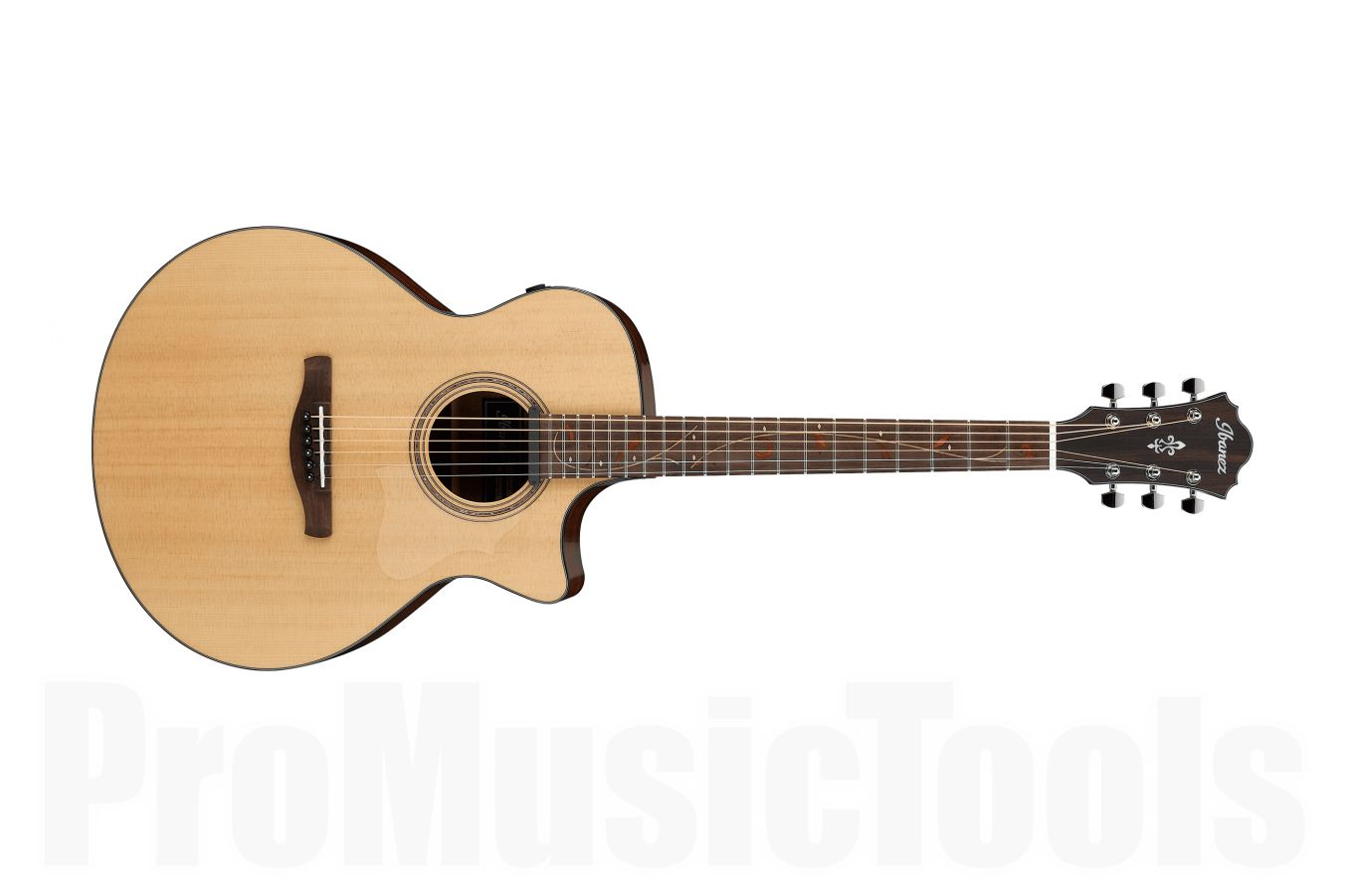 Ibanez AE275 LGS - Natural Low Gloss