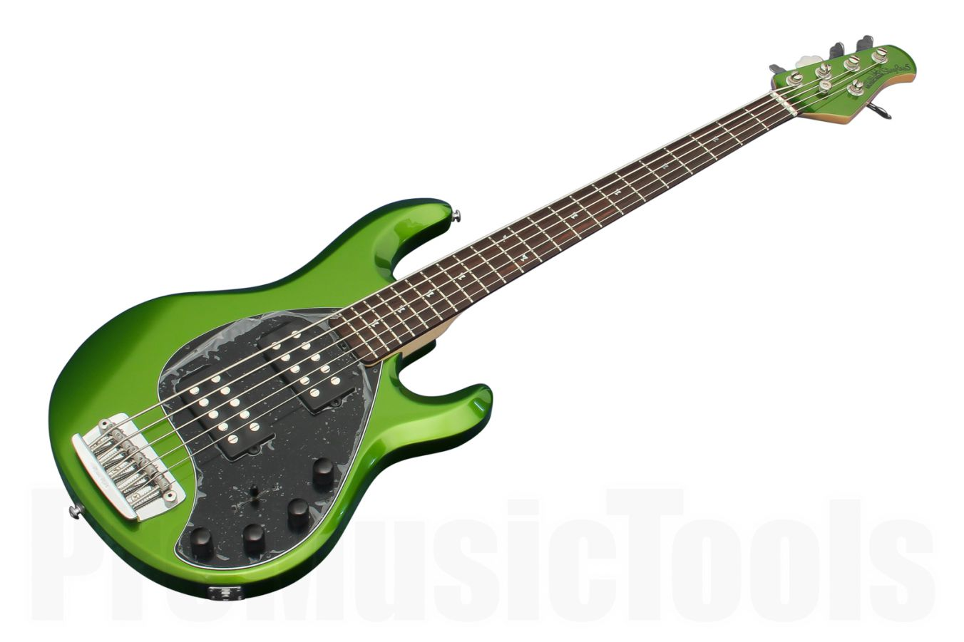 Music Man USA Stingray 5 HH DD - Dargie Delight Limited Edition MH