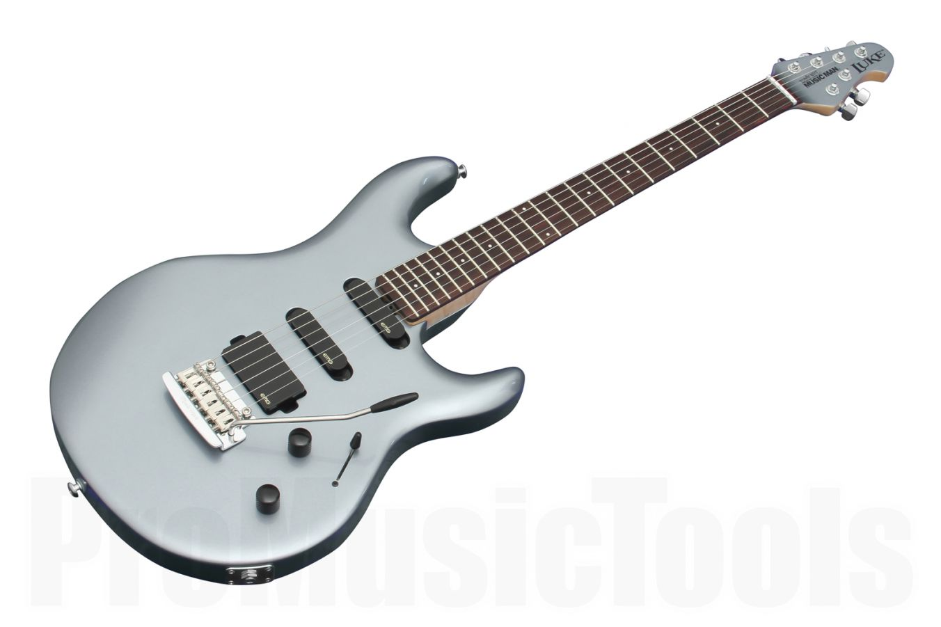 Music Man USA Luke LB - Luke Blue MH