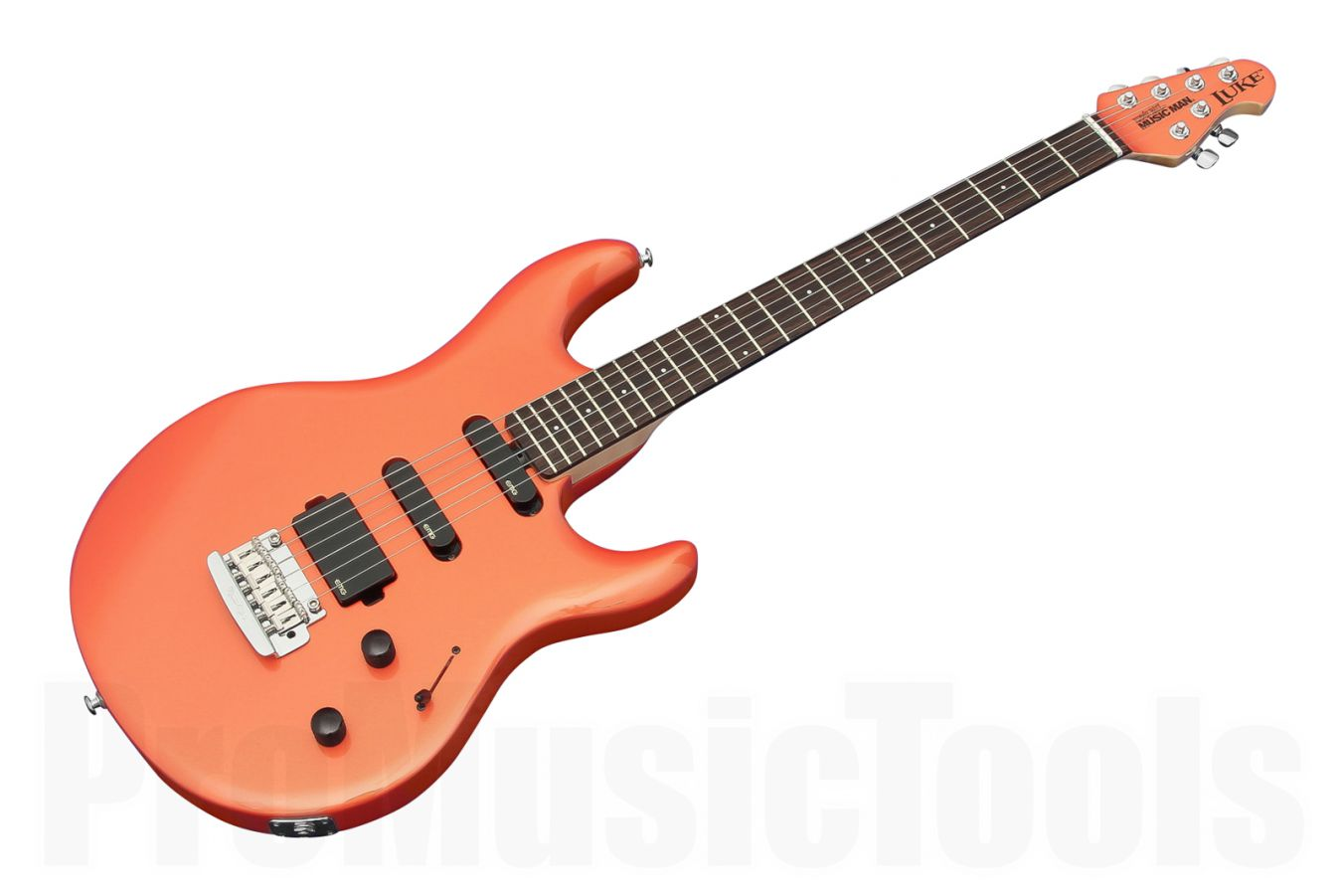 Music Man USA Luke TP - Tangerine Pearl MH