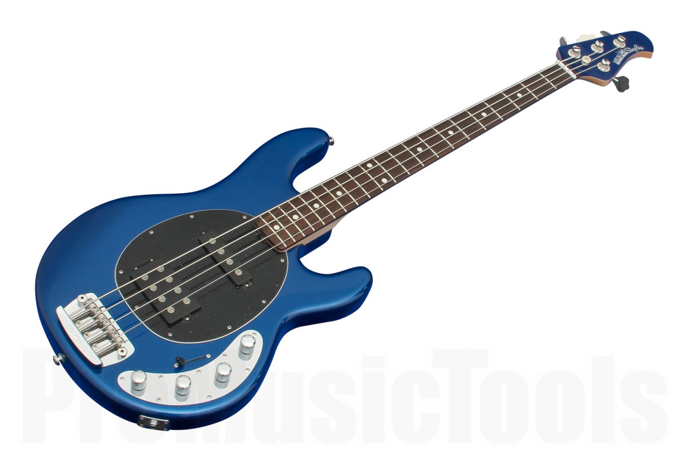 Music Man USA Stingray 4 HS BP - Blue Pearl RW MH
