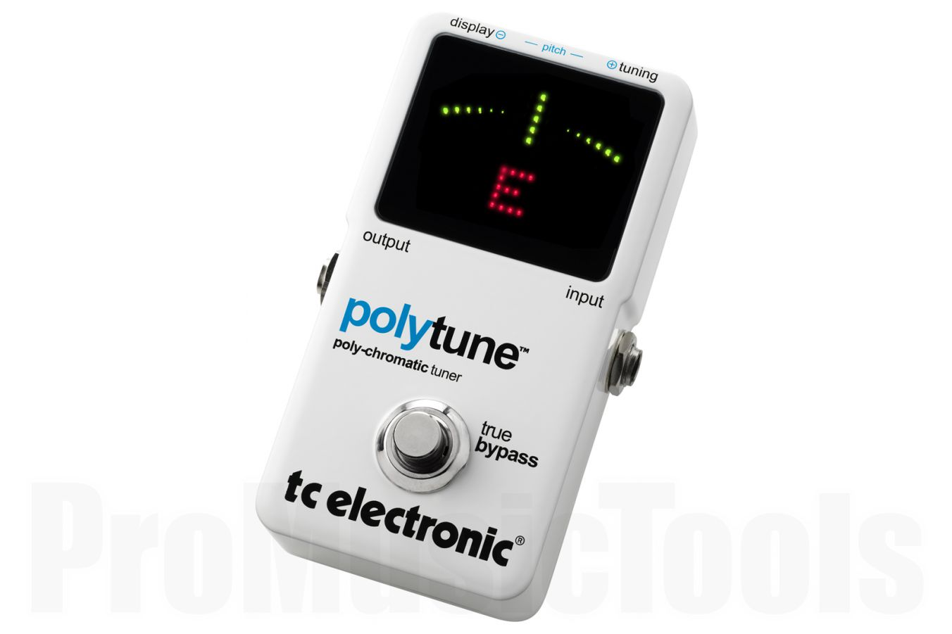 TC Electronic PolyTune - demo