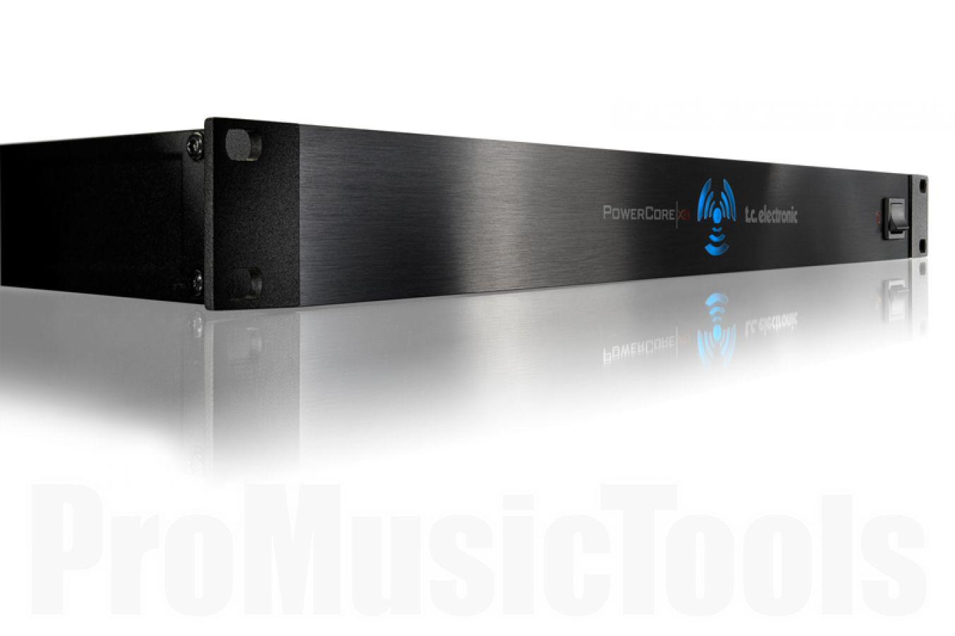 TC Electronic PowerCore X8 - demo