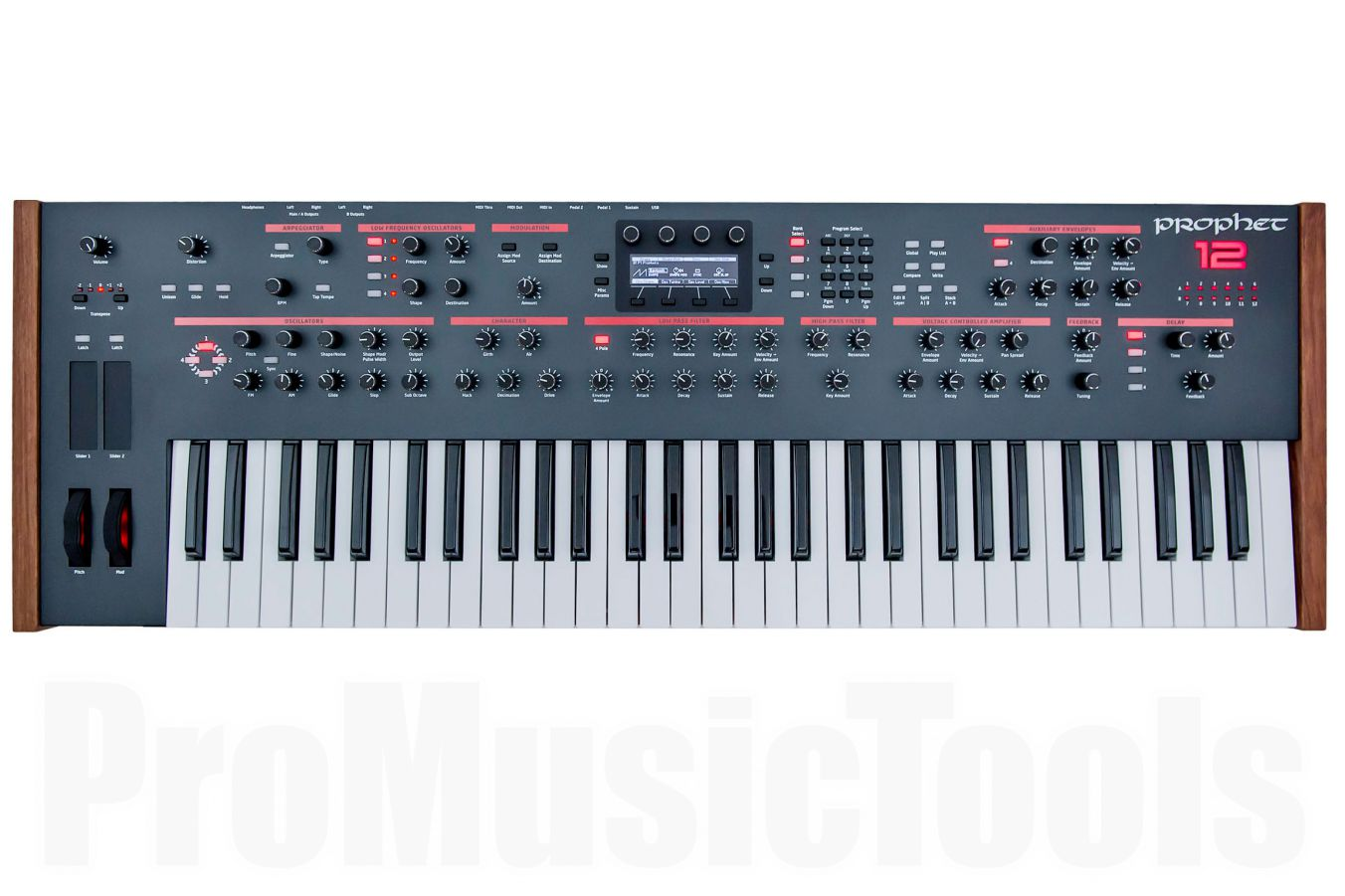 Dave Smith Instruments Prophet 12 Keyboard - b-stock (1x opened box)