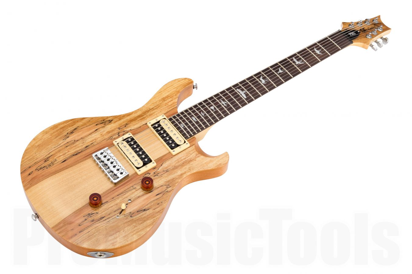 PRS SE Custom 24 7-String SPALT - Spalted Maple Limited Edition