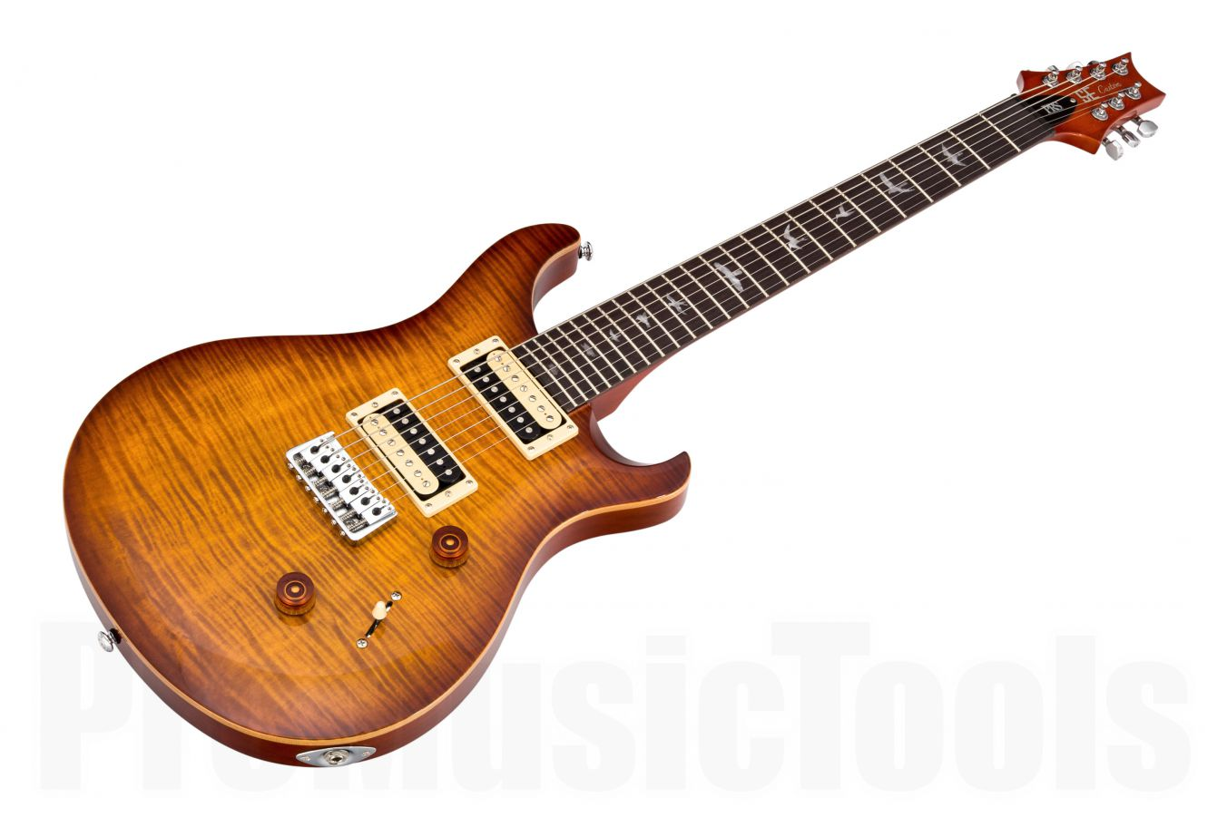 PRS SE Custom 24 7-String VS - Vintage Sunburst