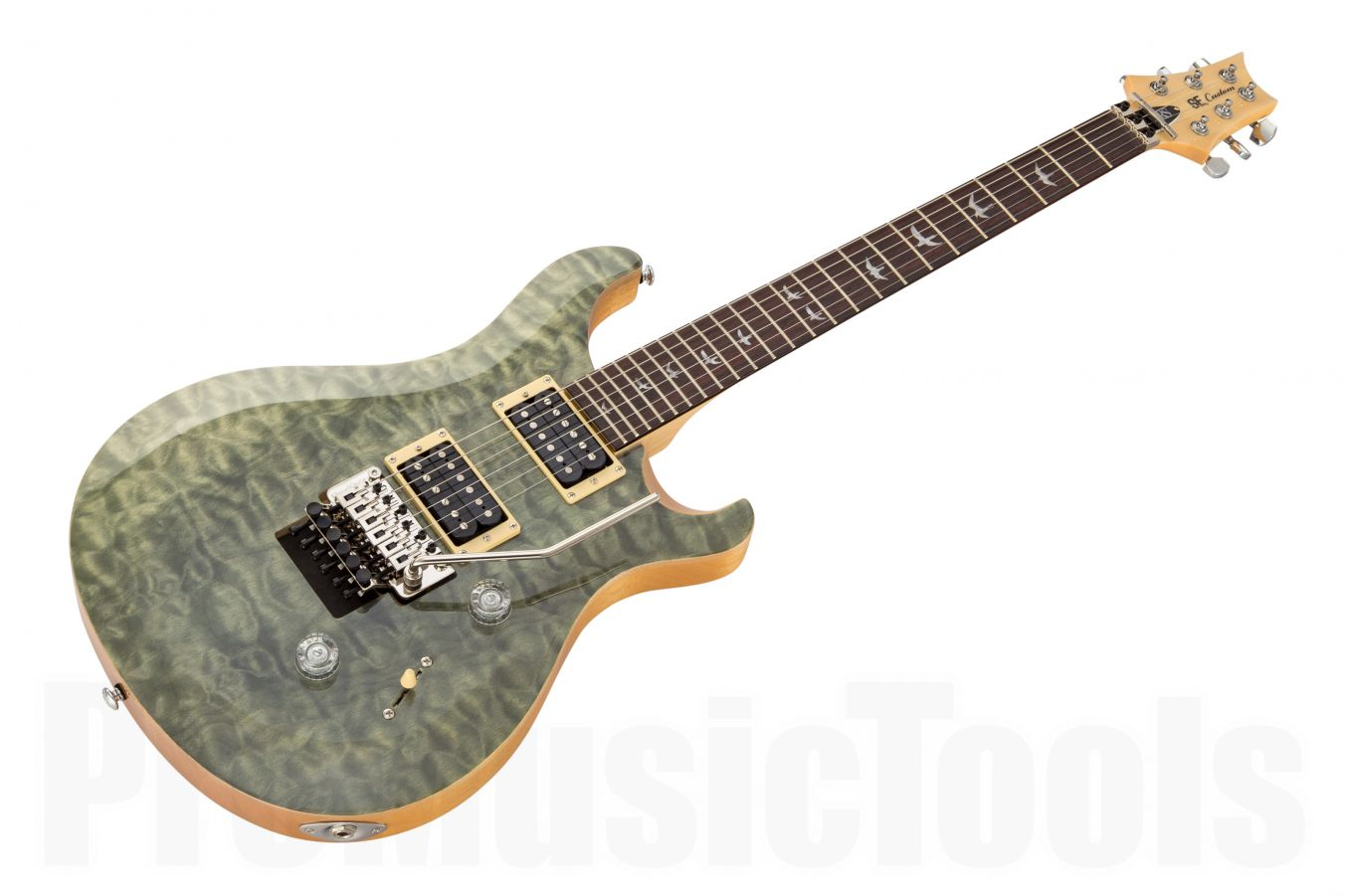 PRS SE Custom 24 Floyd 30th Anniversary TG - Trampas Green