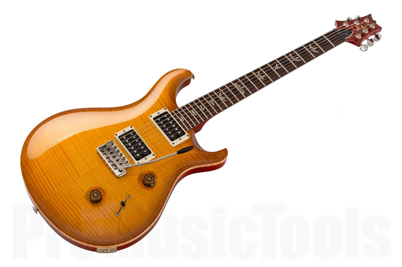 PRS USA Custom 24 10-Top VB - Vintage Burst
