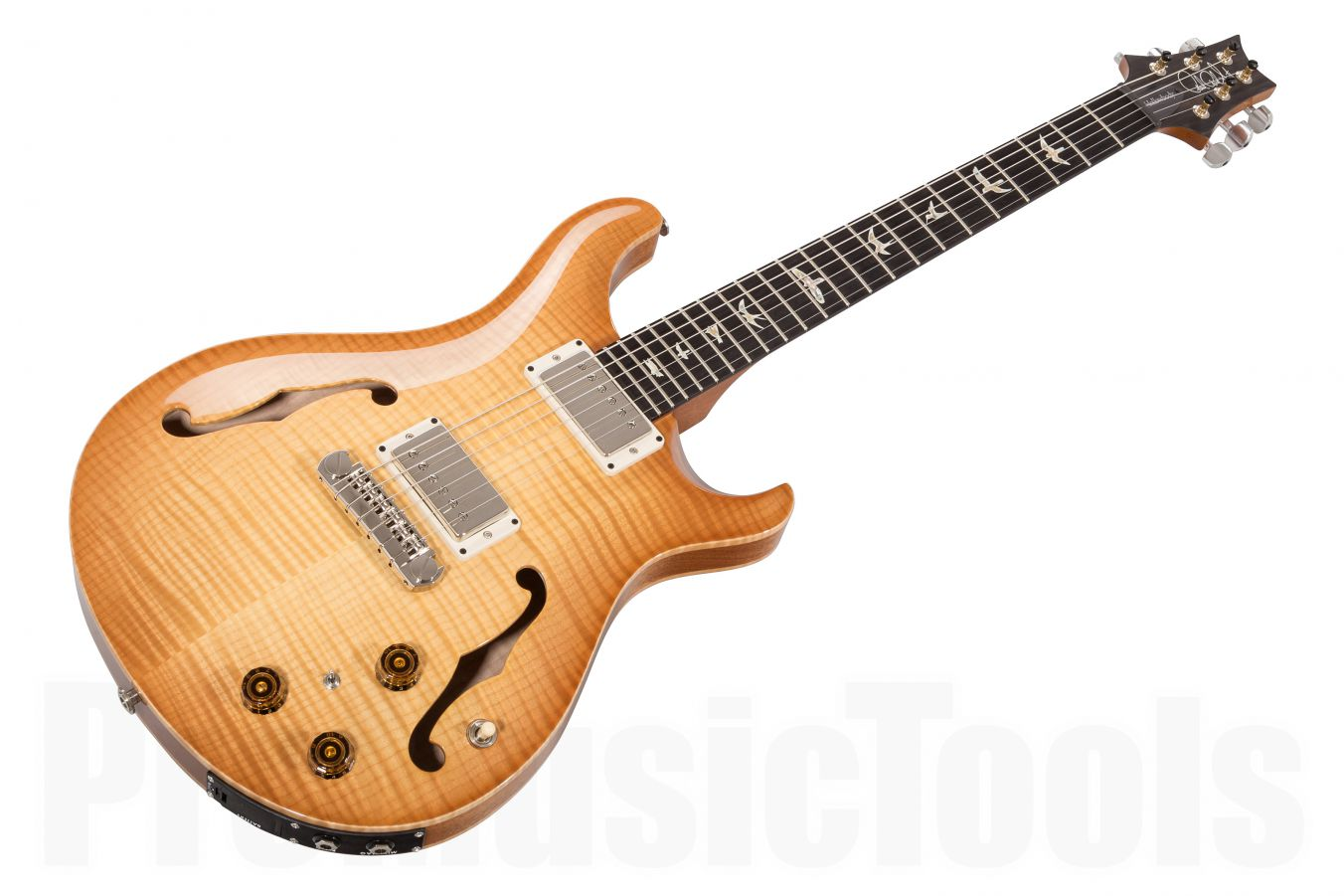 PRS USA Hollowbody II Piezo 10-Top VN - Vintage Natural