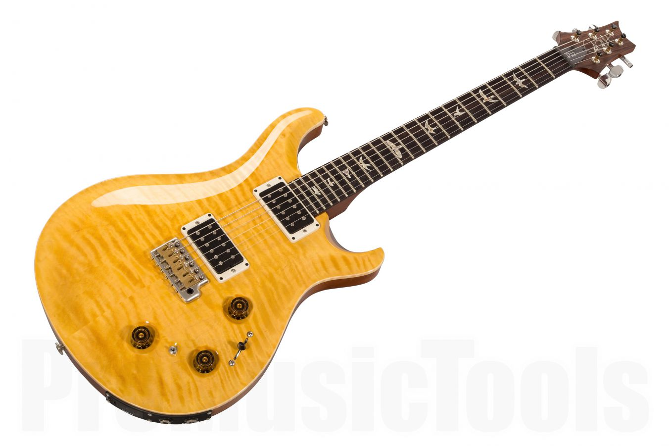 PRS USA Custom 22 Piezo (P22) Trem HO - Honey