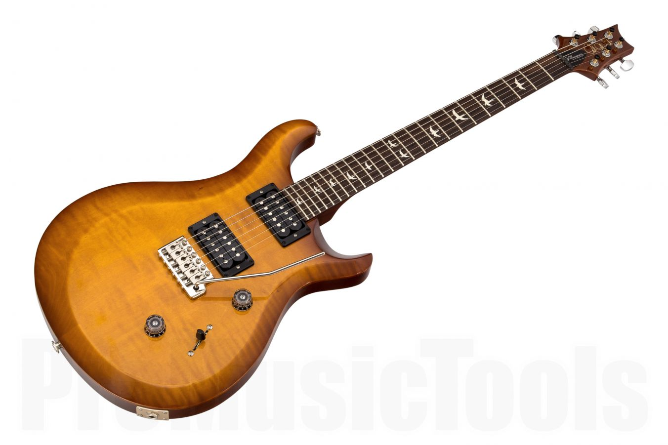 PRS USA S2 30th Anniversary Custom 24 AS - Amber Sunburst